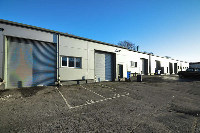 Warehouse Commercial for rent in Unit 12 Morris Road, Nuffield Industrial Estate, Poole, BH17 0GG