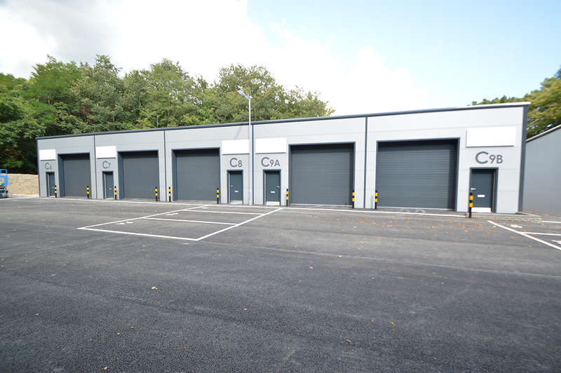 Warehouse Commercial for rent in Unit C14, Admiralty Park, Station Road, Holton Heath, Poole, BH16 6HX