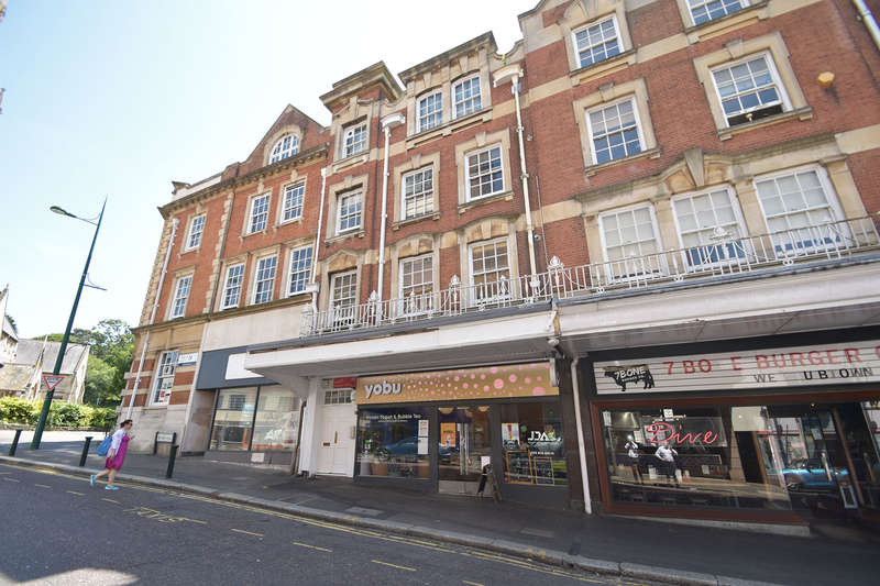 Commercial Development for sale in 5-7 Gervis Place, Bournemouth, BH1 2AL
