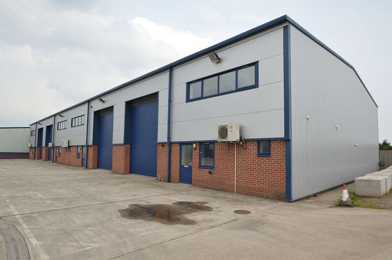 Warehouse Commercial for rent in Units 9A-9D, Compton Business Park, Thrush Road, Poole, BH12 4FJ