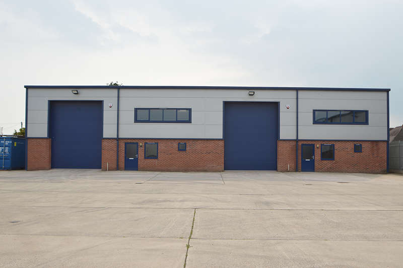 Warehouse Commercial for rent in Unit 11, Compton Business Park, Thrush Road, Poole, BH12 4FJ