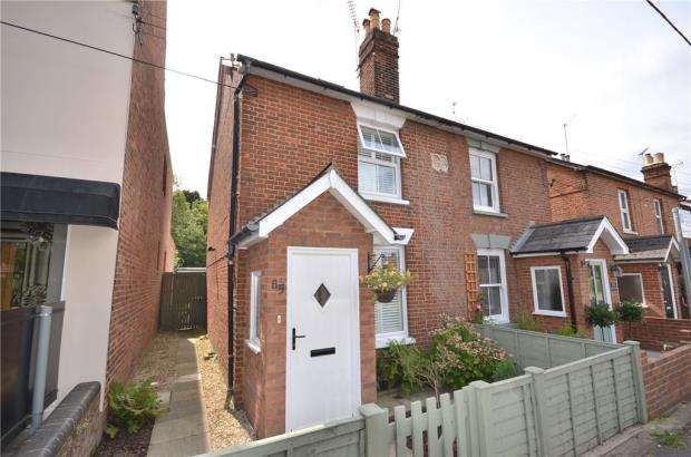 3 Bedrooms Semi Detached House for sale in Binfield Road, Bracknell, Berkshire