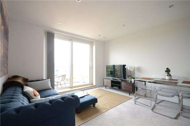 1 Bedroom Apartment Flat for sale in Skylark House, Drake Way, Reading