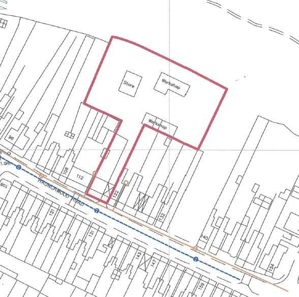 Land Commercial for sale in 116-120 Haunchwood Road,Nuneaton,Warwickshire,CV10 8DJ, Nuneaton