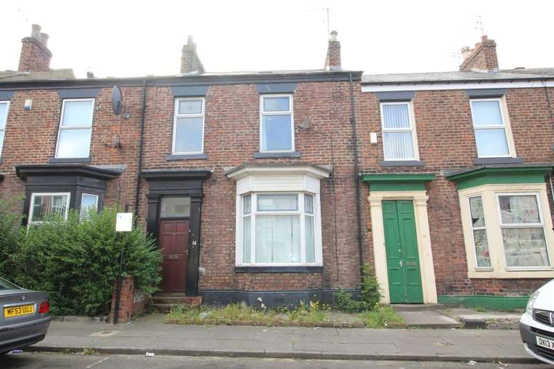 3 Bedrooms Property for sale in Laura Street, City Centre, Sunderland, SR1