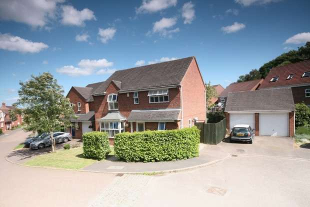 4 Bedrooms Detached House for sale in Coopers Close Littleworth Oxford