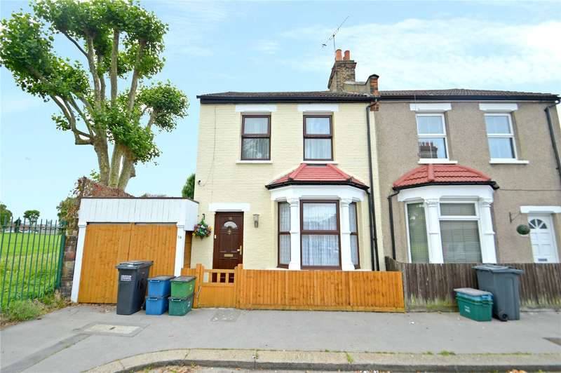 2 Bedrooms Semi Detached House for sale in Henderson Road, Croydon