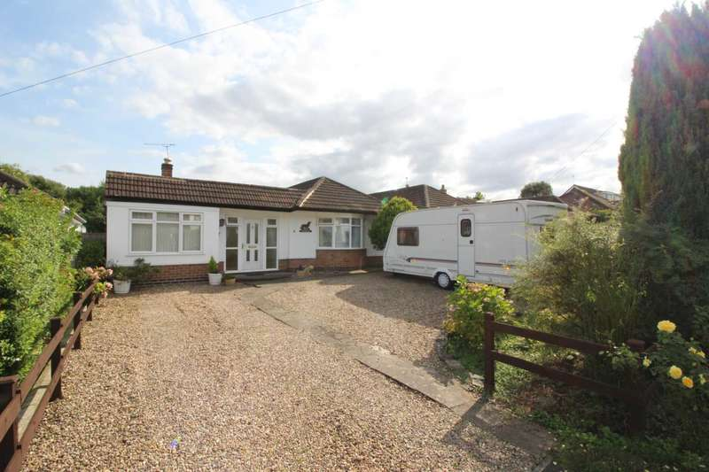 3 Bedrooms Bungalow for sale in Rectory Lane, Thurcaston
