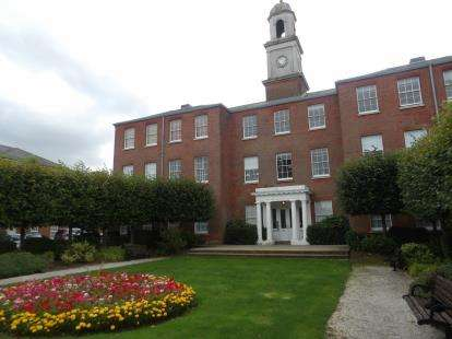 1 Bedroom Flat for sale in Knowle, Fareham, Hants