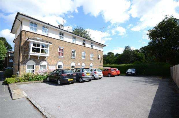 1 Bedroom Retirement Property for sale in Highview Lodge, William Farthing Close, Aldershot