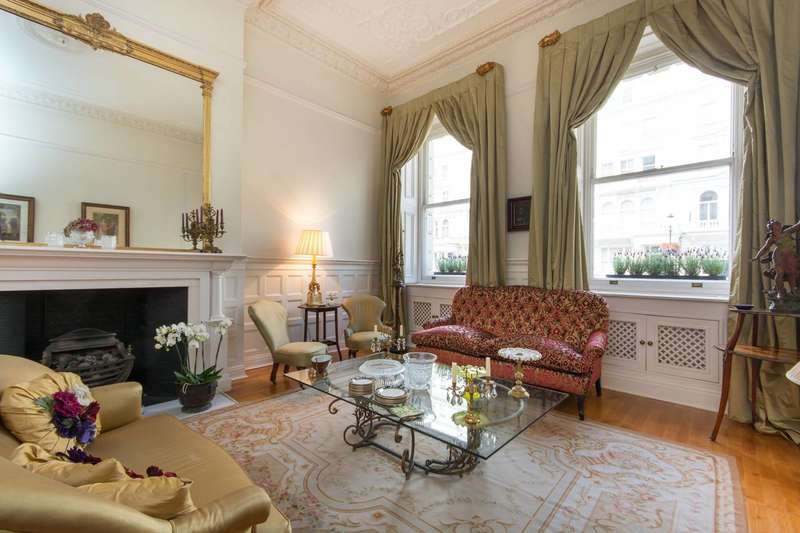 3 Bedrooms Flat for sale in Queens Gate Terrace, South Kensington, SW7