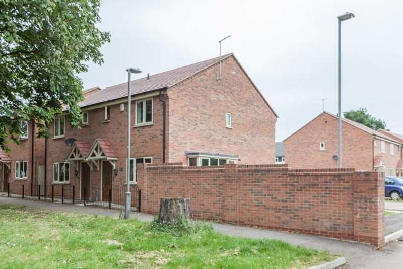3 Bedrooms Semi Detached House for sale in Pilot Drive, Nottingham, Nottinghamshire, NG15