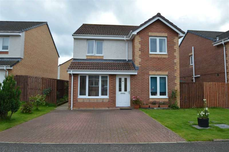 4 Bedrooms Detached House for sale in Plough Drive, Newton Farm, Cambuslang