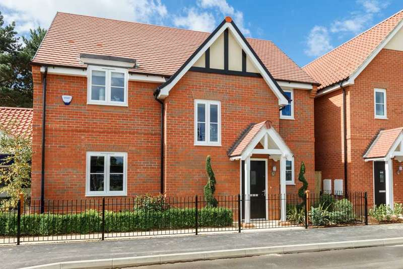4 Bedrooms Detached House for sale in The Wakehurst @ Thurmans Grove, The Josselyns, Trimley St. Mary