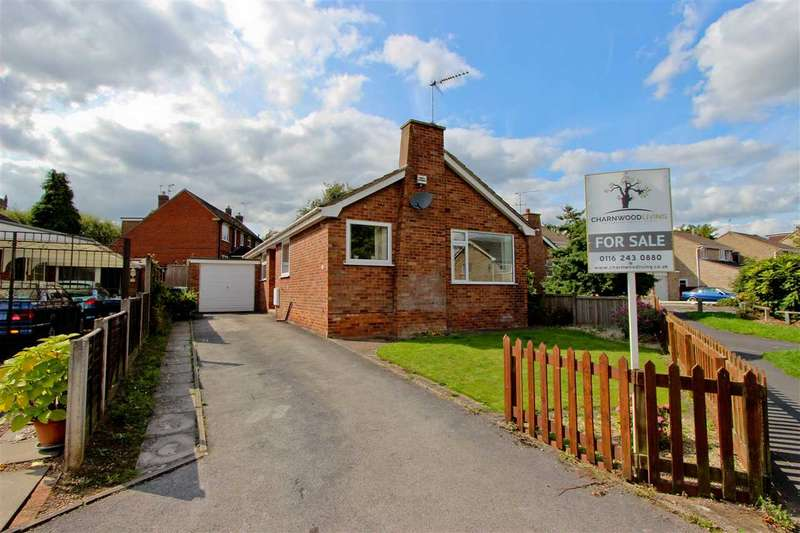 3 Bedrooms Detached Bungalow for sale in Woodley Road, Ratby, Leicester