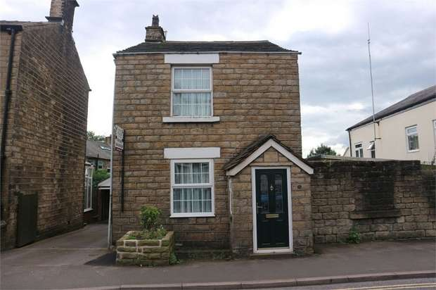 2 Bedrooms Detached House for sale in Hadfield Road, Hadfield, Glossop, Derbyshire
