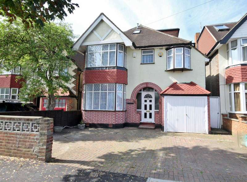 5 Bedrooms Detached House for rent in Gainsborough Road, New Malden