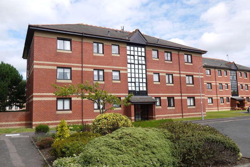 1 Bedroom Ground Flat for sale in Monkton Court, Prestwick, KA9