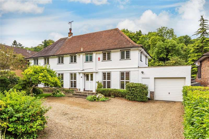 5 Bedrooms Detached House for sale in Dome Hill, Caterham, Surrey, CR3