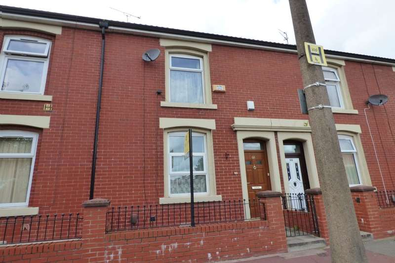 2 Bedrooms Property for sale in Bombay Street, Blackburn, BB2