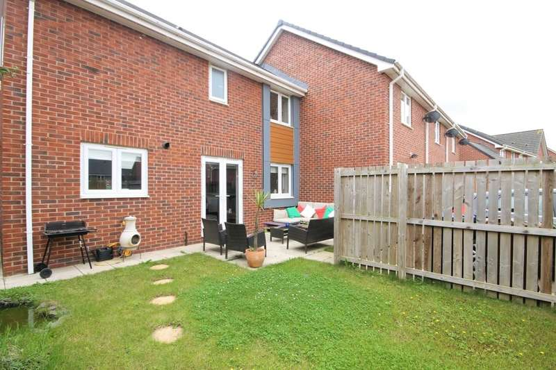 2 Bedrooms Semi Detached House for sale in Barmston Road, Washington, NE38