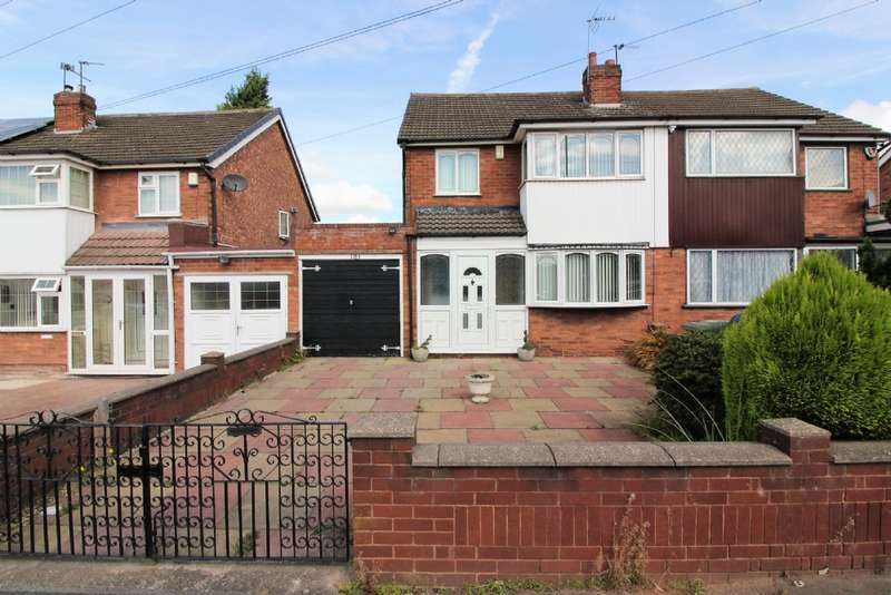 3 Bedrooms Semi Detached House for sale in Sandringham Ave, New Invention