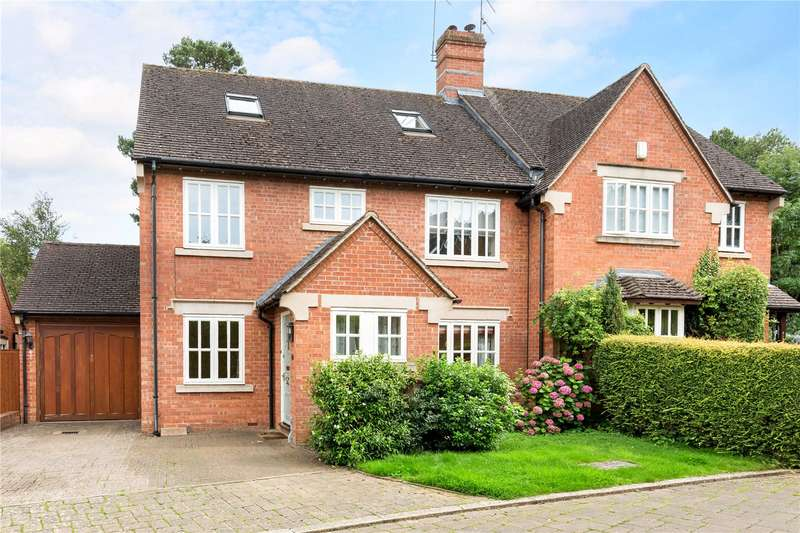 5 Bedrooms Semi Detached House for sale in Lake Walk, Adderbury, Banbury, Oxfordshire, OX17