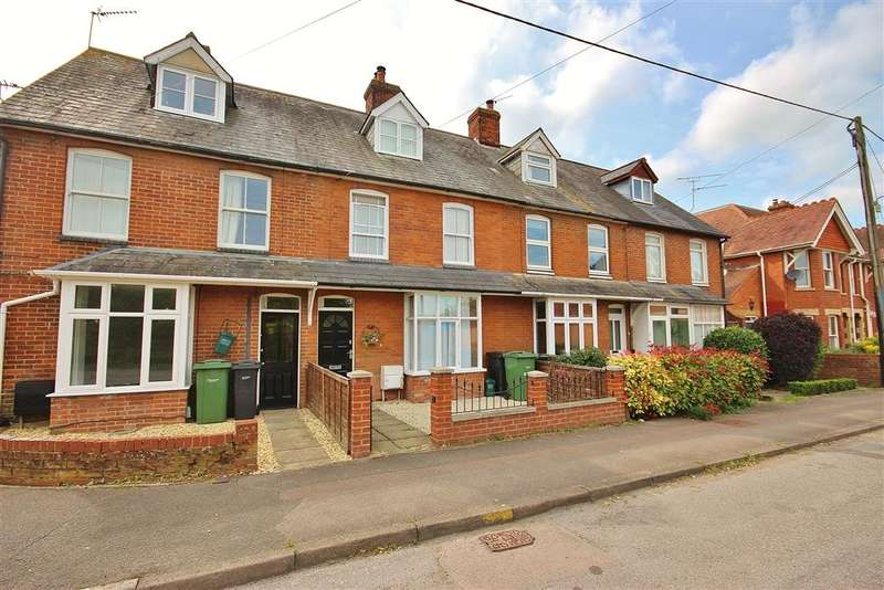 3 Bedrooms Terraced House for sale in Springfield Road, Wantage, OX12