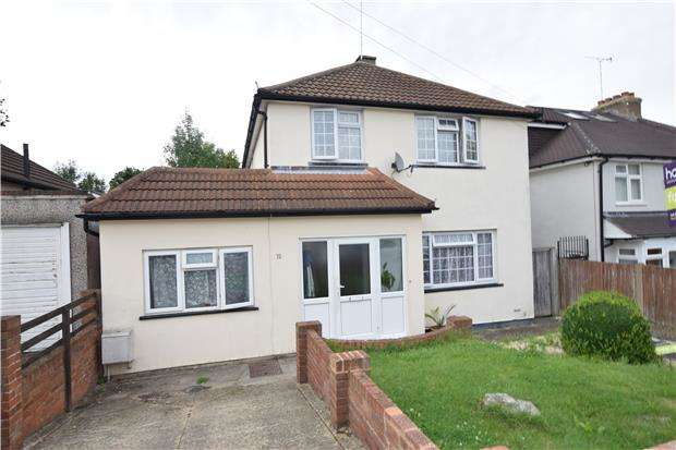 4 Bedrooms Detached House for sale in Friar Road, ORPINGTON, Kent, BR5 2BW