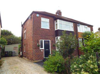 3 Bedrooms Semi Detached House for sale in Granville Road, Wilmslow, Cheshire
