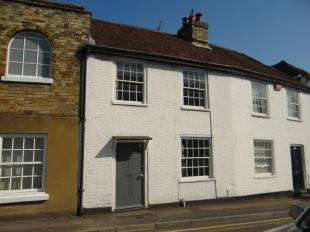 2 Bedrooms Terraced House for sale in High Street, Sturry, Canterbury, Kent