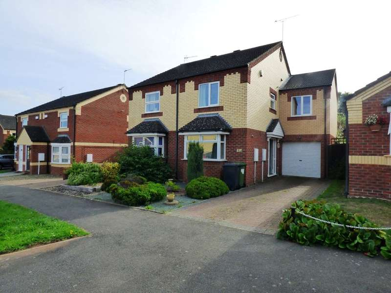 3 Bedrooms Semi Detached House for sale in Anderson Drive, Whitnash