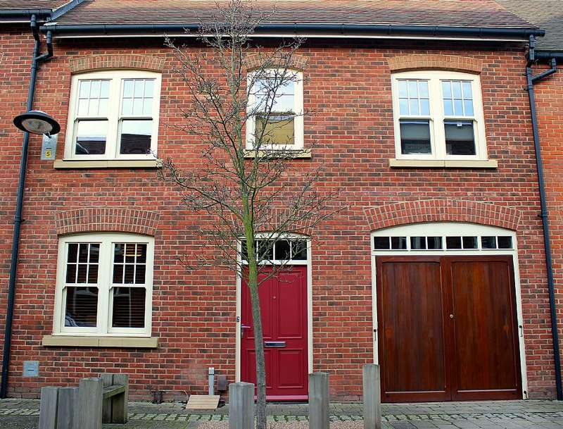 4 Bedrooms Mews House for sale in Clickers Mews, Upton, Northampton, Northamptonshire, NN5