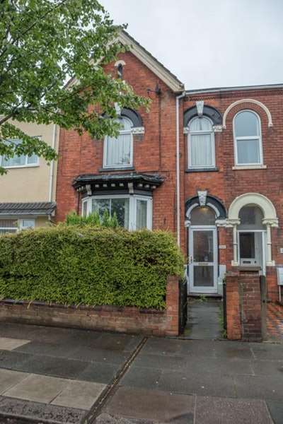 4 Bedrooms Terraced House for sale in Hainton Avenue, Grimsby, Lincolnshire, DN32