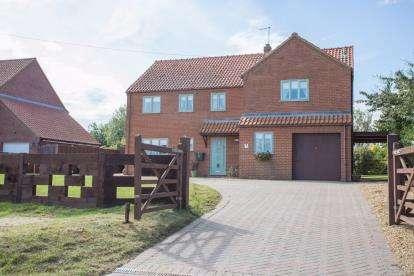 5 Bedrooms Detached House for sale in Little Fransham, Dereham, Norfolk