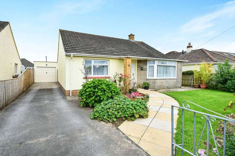 2 Bedrooms Detached Bungalow for sale in Clifford Avenue, Kingsteignton, Newton Abbot, TQ12