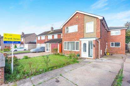 5 Bedrooms Detached House for sale in Milford Drive, Bakersfield, Nottingham, Nottinghamshire