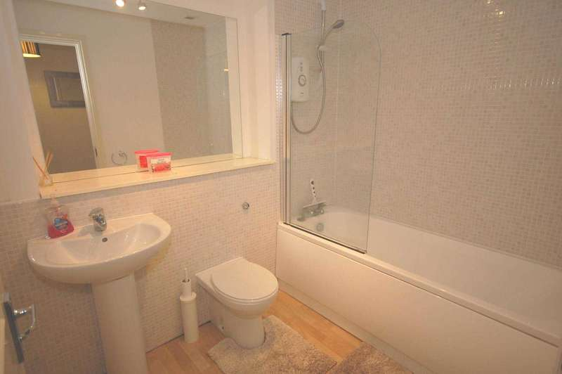 2 Bedrooms Flat for sale in Redshank Avenue, Renfrew PA4 8SG