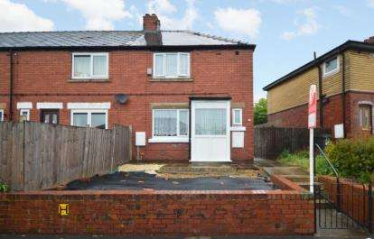 2 Bedrooms End Of Terrace House for sale in Strawberry Avenue, High Greave, Sheffield