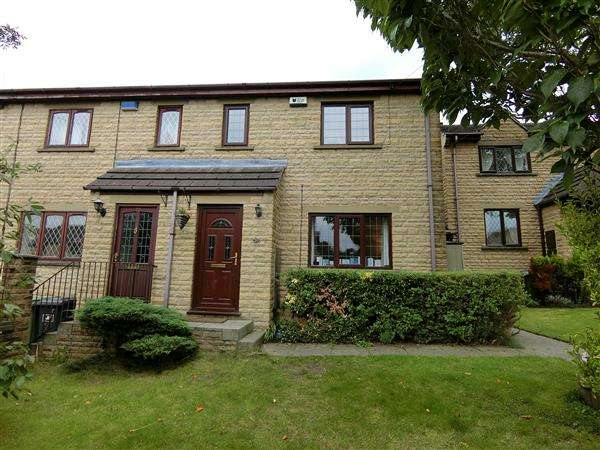 3 Bedrooms Semi Detached House for sale in Grassmoor Fold, Holmfirth