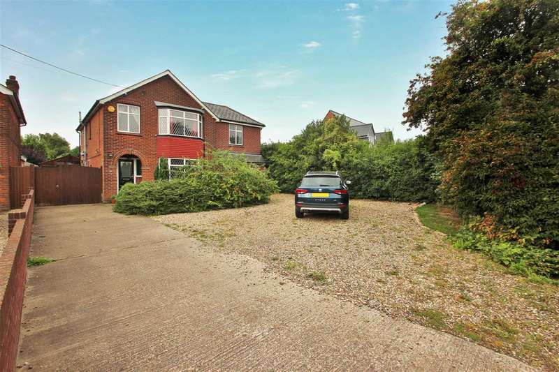5 Bedrooms Detached House for sale in Coggeshall Road, Marks Tey, Colchester