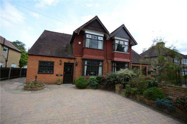 3 Bedrooms Semi Detached House for sale in West Drayton Park Avenue, West Drayton