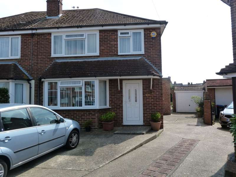 3 Bedrooms Semi Detached House for sale in Southwood Gardens, Ramsgate