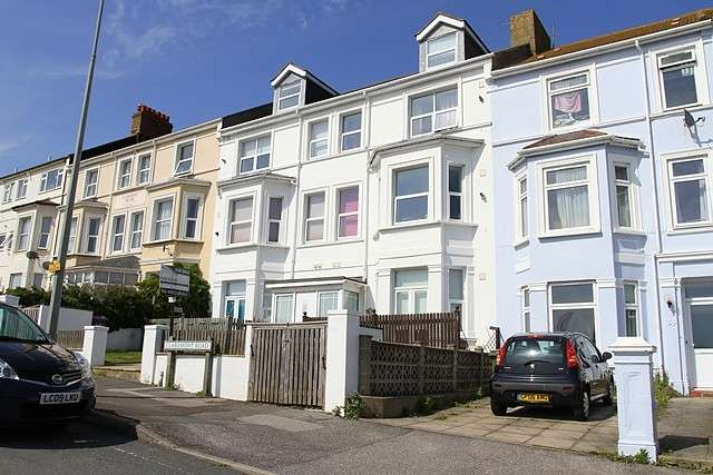 Apartment Flat for sale in Claremont Road, BN25