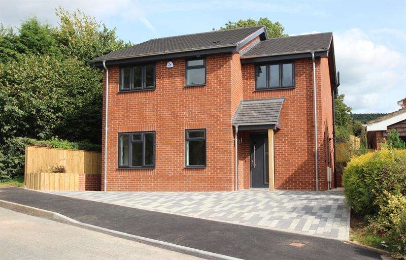3 Bedrooms Detached House for sale in Rowan Close, Ross-On-Wye