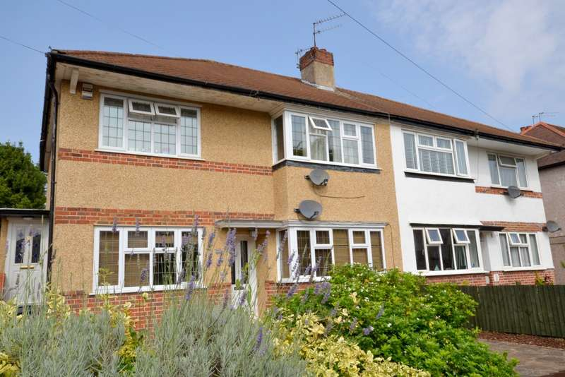 2 Bedrooms Ground Flat for sale in North Kingston
