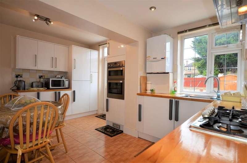 4 Bedrooms Semi Detached House for sale in Totternhoe Close, Harrow, Kenton,, Middlesex, HA3 0HS