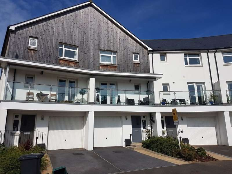 3 Bedrooms Town House for sale in St Bartholomews Road, Ogwell, Newton Abbot