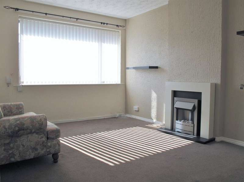 2 Bedrooms Flat for sale in Hillel Walk, Brookfield, Middlesbrough, TS5 8DG