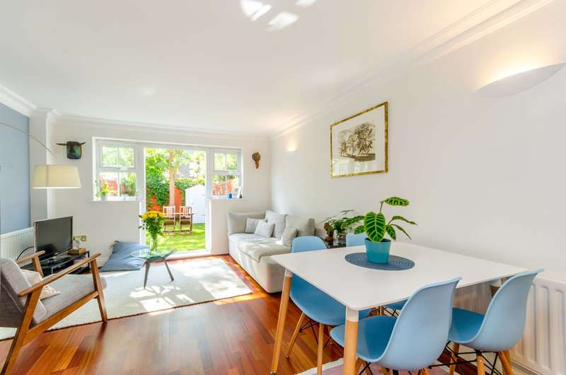 2 Bedrooms House for sale in Harper Mews, Earlsfield, SW17